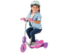Детский электросамокат Lil' E Electric Scooter Seated - Pink/Blue